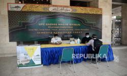 Pengurus Masjid Istiqlal Ajak Umat Tunaikan Zakat Lebih Awal