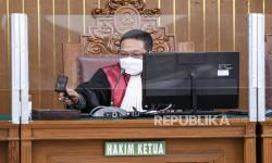 In Picture: Sidang Praperadilan Habib Rizieq Shihab Ditunda