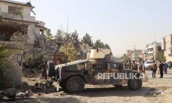 Rumah Menhan Afghanistan Jadi Target Serangan Bom Taliban