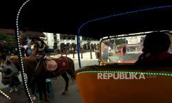In Picture: Status Kota Tegal Menjadi Zona Hijau Covid-19