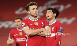 Ini Susunan Pemain Utama Liverpool versus West Ham United
