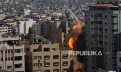 KNPI Kutuk Serangan Brutal Israel ke Al Aqsa dan Jalur Gaza