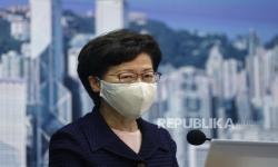 AS Jatuhkan Sanksi kepada Carrie Lam dan Pejabat Hong Kong