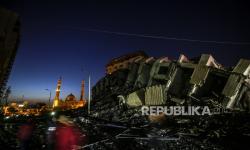 DK PBB Bahas Kekerasan Israel-Palestina Ahad