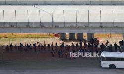 Penangkapan Migran Perbatasan AS-Meksiko Turun