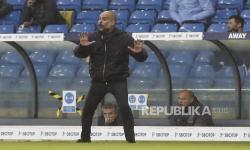 Cukur Burnley 0-5, Guardiola : Kemenangan Penting untuk City