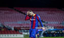 Gerard Pique Siap Perkuat Barcelona Lawan Bilbao