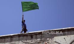 Jerman Larang Pengibaran Bendera Hamas