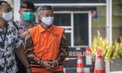 KPK Eksekusi Wahyu Setiawan ke Lapas Kedungpane