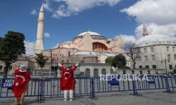 Hagia Sophia akan Gelar Shalat Jamaah Perdana Pada 24 Juli