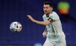 Lionel Messi Dinilai Tampil Lebih Baik di Timnas Argentina