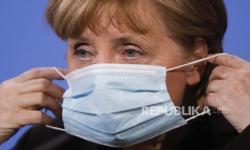 Merkel: Karantina Nasional Penting Atasi Gelombang Ketiga