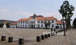 In Picture: Wisata Kota Tua di Masa PSBB Transisi