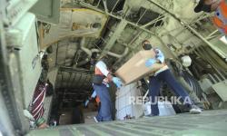 In Picture: Bantuan Alkes Untuk Tenaga Medis di Kalimantan