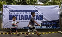 Ini Tanggapan Pemkot Bandung Soal Status Zona Merah