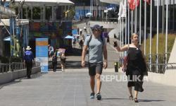 <em>Lokckdown</em> Dicabut, Warga Melbourne Mulai Nikmati Akhir Pekan