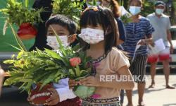 Myanmar Bebaskan 23.184 Tahanan