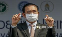 Thailand Mulai Kampanye Vaksinasi Covid-19