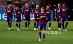 Ini Formasi yang Disiapkan Barcelona Melawan Napoli