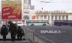 Staf KBRI Pyongyang Tinggalkan Korut Melalui China
