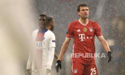 Tekad PSG Meredam Amukan Bayern