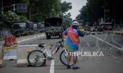 Polisi Alihkan Lalu Lintas di Sekitar Istana Merdeka