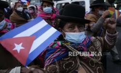 Meksiko, Rusia, dan Bolivia Bahu Membahu Membela Kuba