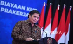 Airlangga: Eskalasi Kasus Covid di Sumatra Harus Diwaspadai
