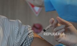 Polres Sukabumi Genjot Terus Vaksinasi <em>Mobile</em> Lansia