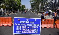 Diprotes Pedagang, Pemkot Bandung Evaluasi Buka Tutup Jalan
