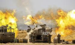 52 Ribu Warga Gaza Terlantar Akibat Serangan Israel