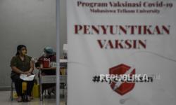 Vaksinasi Covid-19 di Bandung Baru Sentuh 10 Persen Penduduk