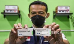 In Picture: Pendistribusian Vaksin Covid-19 di Bandung