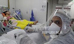 <em>Blood Clot</em> Pasien Covid-19 Terjadi Akibat Antibodi Abnormal