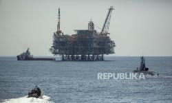 Lebanon Kecam Eksplorasi Migas Israel di Laut Mediterania