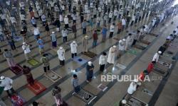 Muhammadiyah: Sholat Jumat Hari Ini Bisa Jadi Model