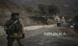Menhan Azerbaijan Perintahkan Tentara Bersiap Hadapi Armenia