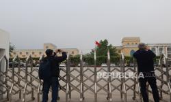 Hilton akan Bangun Hotel di Lahan Masjid di Xinjiang