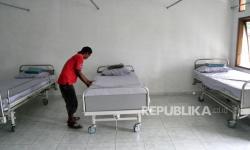 Keterisian Bed RS Covid-19 Yogyakarta di Bawah 50 Persen