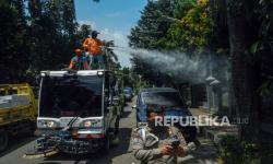 Zona Merah di Kabupaten Bogor Bertambah