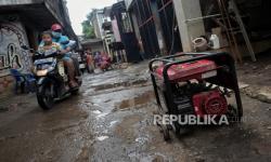 <em>Potential Loss</em> Akibat Banjir Jakarta Diprediksi Rp 960 Juta