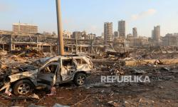 Ledakan Lebanon Terbesar Setelah Hiroshima dan Nagasaki