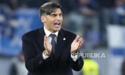 Fonseca: Roma Bermain untuk Tiga Poin