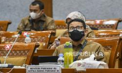 Sandiaga: Potensi Wisata Halal Indonesia Sangat Besar