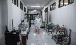 Jumlah Kasus Aktif di Kota Bandung Terus Naik
