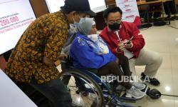 In Picture:  Lokakarya Bisnis <em>Online </em> Bagi Warga Disabilitas