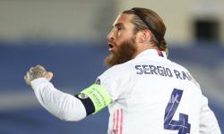 Roma Tawarkan Kontrak Dua Tahun kepada Sergio Ramos