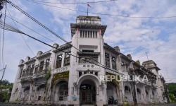 In Picture: Rencana Revitalisasi Bangunan Bersejarah di Medan