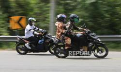 Jalur Utama Kabupaten Semarang Terjadi Lonjakan Pergerakan