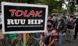 Organisasi Sayap PDIP Bamusi: Berkah di Balik Kisruh RUU HIP